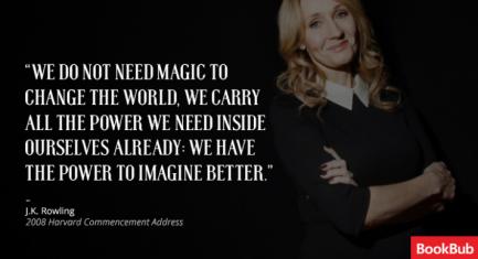 JK Rowling BookBub
